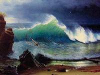 Первобытная красота природы Дикого Запада в исполнении Альберта Бирштадта