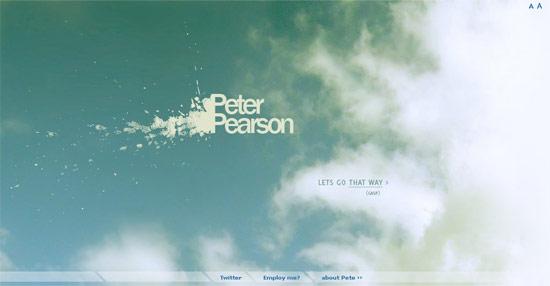 Перейти на Peter    Pearson