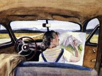 Пейзажи Нью-Йорка и провинциальная Америка на картинах Эдварда Хоппера