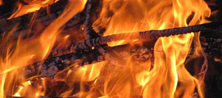Скачать Текстуру огня 2