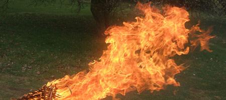 Скачать Текстуру огня 7