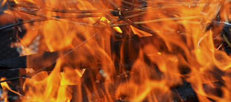 Скачать Текстуру огня 8