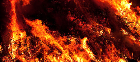 Скачать Текстуру огня 17