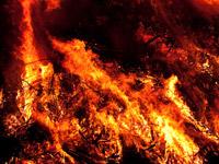 Скачать текстуры с изображениями огня и пламени в большом размере