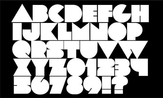 Скачать Lot free Font
