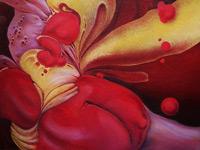 Загадочные формы на абстрактных картинах современных русских художников