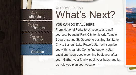 Перейти на Utah.travel