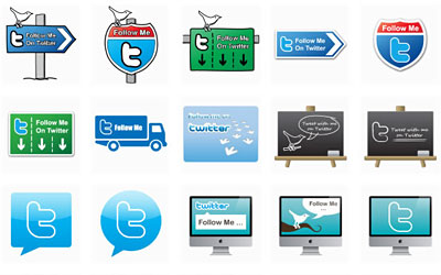 Скачать 50 Free and Exclusive Twitter Icons