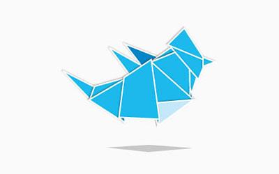 Скачать Twitter Web 2.0rigami