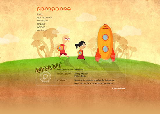Перейти на Pampaneo