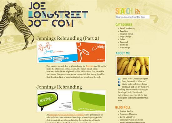Перейти на Joe long street
