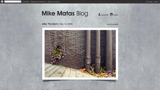 Перейти на Mike Matas Blog