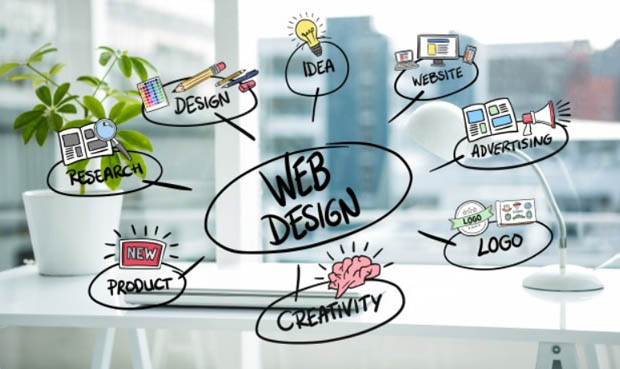 Основные элементы дизайна, участвующие в создании композиции