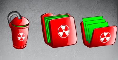 Скачать Free system replacement icons vol1