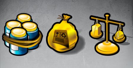 Скачать Stroke project managment icons