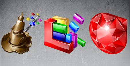 Скачать Real vista development icons
