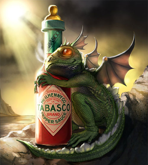 Перейти на Baby Dragon – Tabasco by ~jwohland