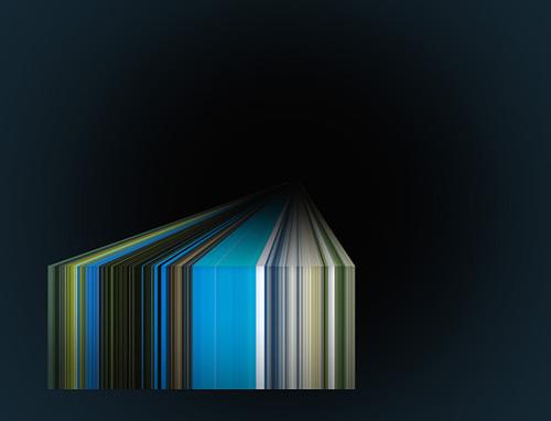 Создаем в фотошопе оригинальный постер из трехмерных объектов