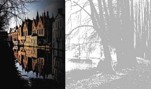 Создаем в фотошопе сумрачный стильный постер из двух фотографий