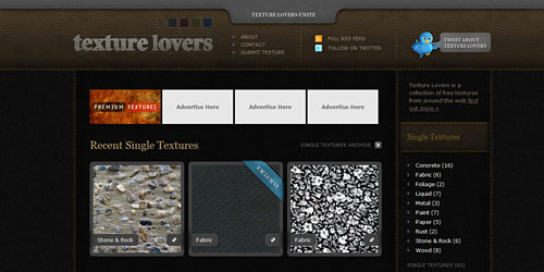 Перейти на Texture Lovers