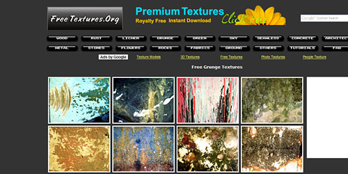 Перейти на Free Textures