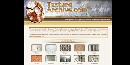 Перейти на Texture Archive