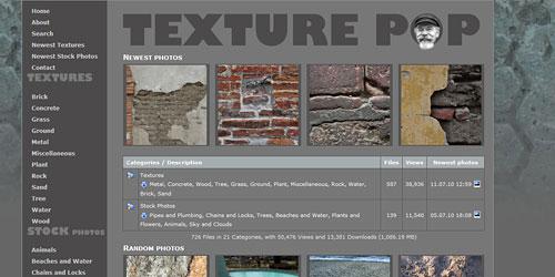 Перейти на Texture Pop