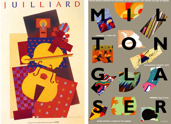 Милтон Глейзер, дизайнер, придумавший эмблему I love New York