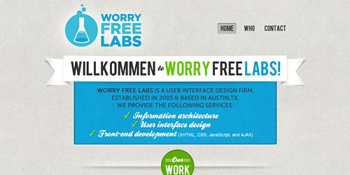 Перейти на Worry Free Labs