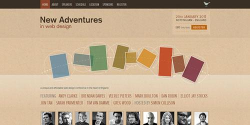 Перейти на New Adventures Conf