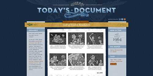 Перейти на Todays Document