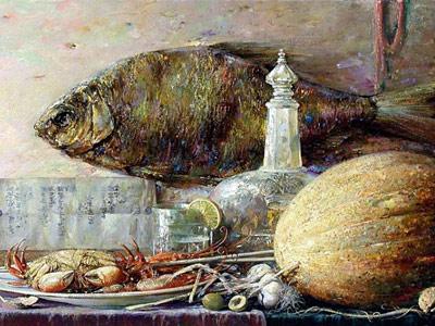 Шевелёв Александр (Alexander_Shevelev)/Сушёная рыба