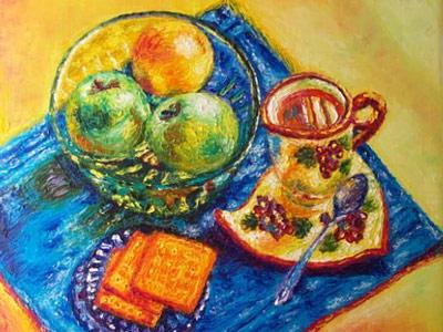 Мусина Юлия (Musich)/Дневной чай