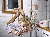 20 необычных и захватывающих примеров манипуляций с фотографиями