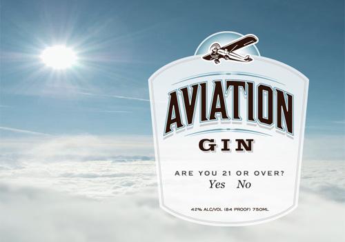 Перейти на Aviation Gin