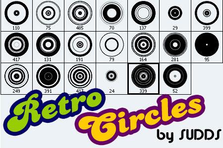 Скачать Retro Circles