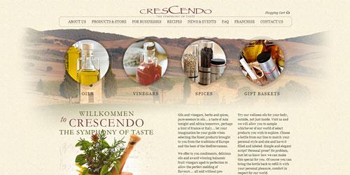 Перейти на Crescendo Canada