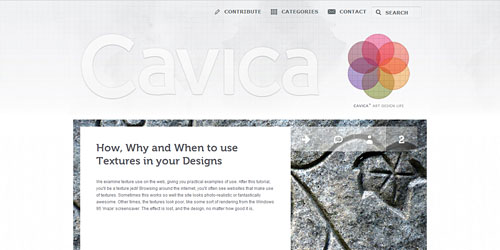 Перейти на Cavica