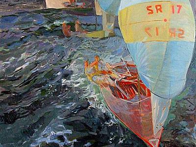 Григорьев Андрей. Регата - 4
