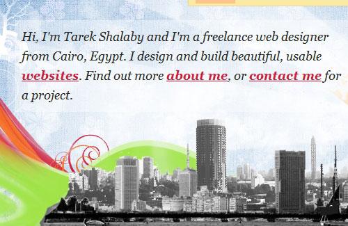 Перейти на Tarek Shalaby