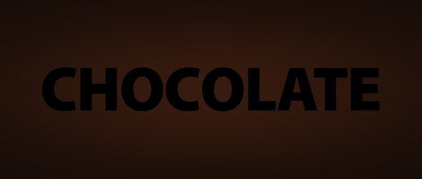 Создаем в фотошопе вкусный шоколадный эффект для текста