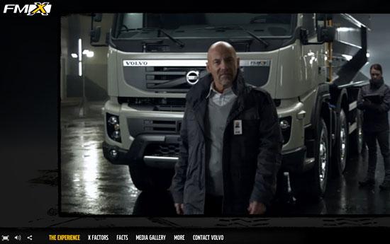 Перейти на Volvo FMX