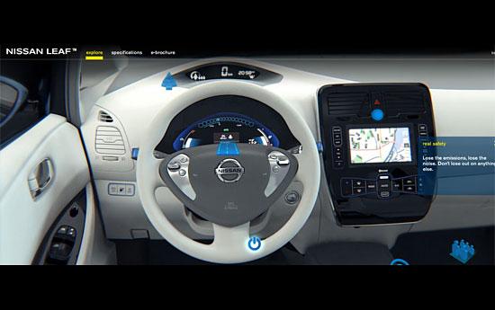 Перейти на Nissan Leaf