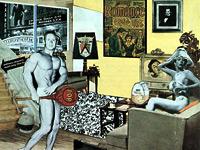 Влияние исторических трендов искусства на современный дизайн Поп-арт