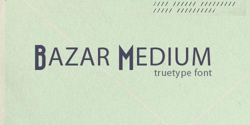 Скачать Bazar Medium