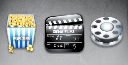 Скачать Cinema sigma style