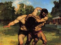 Повседневный быт и величественная природа на картинах Гюстава Курбе
