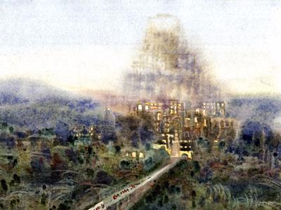 Сыров Валерий. Призрак Вавилона