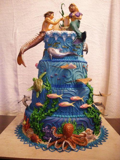 Перейти на Lost Atlantis Cake by The-EvIl-Plankton