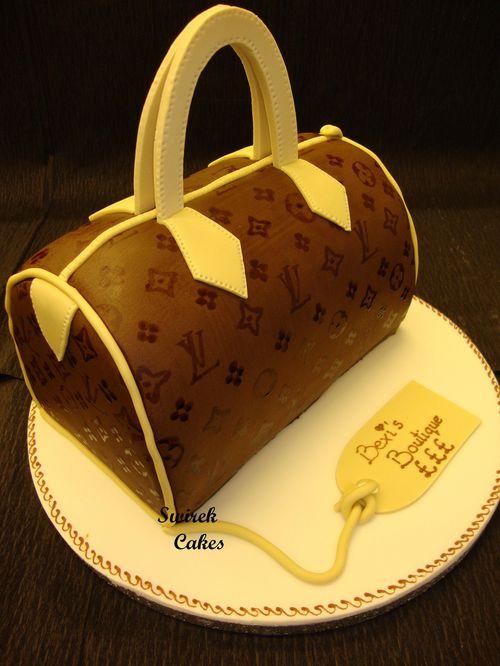 Перейти на Handbag Cake by Swirek